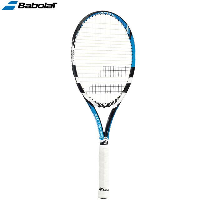 バボラ(Babolat)ドライブ ライト(ブルー×ホワイト)DRIVE LITE(BF101195)[硬式 テニスラケット テニス スピン](硬式テニスラケット テニス用品 グッズ 硬式テニス ラケット テニスグッズ 硬式用 硬式ラケット 硬式) 20P02Dec17