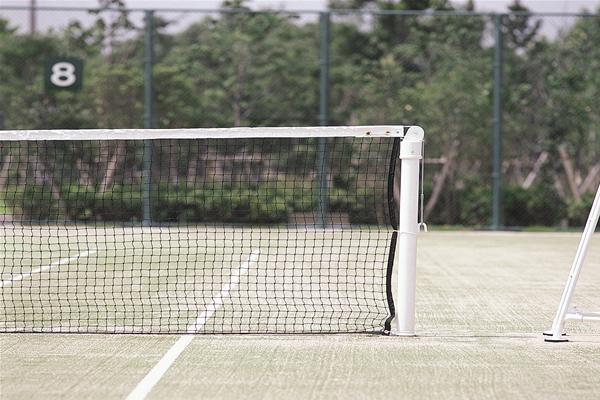 *硬式テニスネット(再生ペット)(TC-510)(ダンロップよりお取り寄せ)【送料無料】(コート整備/ネット DUNLOP/ダンロップ/スポーツ器具/コート用品 テニス用品) 人気 05P03Dec16