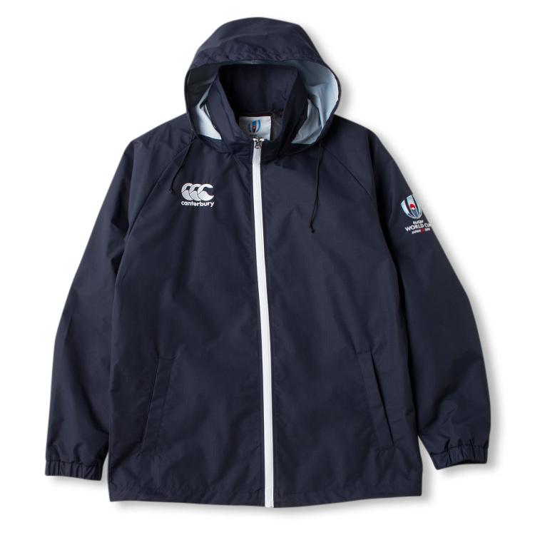 CANTERBURY (カンタベリー) RWC2019 フィールドジャケット FIELD JACKET 「ラグビーワールドカップ2019?日本大会」カンタベリーオフィシャルライセンス商品 RWC2019 FIELD JACKET vwd79260
