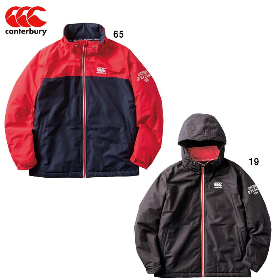 CANTERBURY(カンタベリー)フレックスウォーム インサレーションジャケット (メンズ) 光電子 防寒 撥水加工 在庫限り特価 スポーツ カジュアル ra79596
