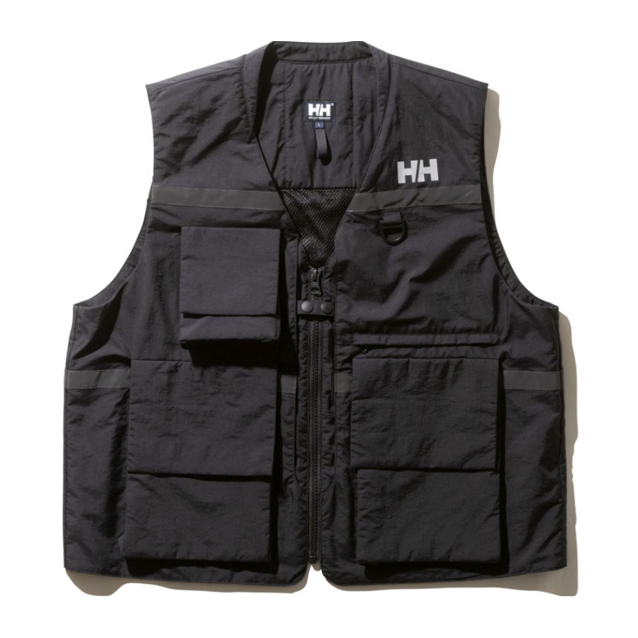 HELLY HANSEN(ヘリーハンセン) アトラクターユーティリティーベスト(メンズ) 釣り ジャケット アウター 男性 hh11800