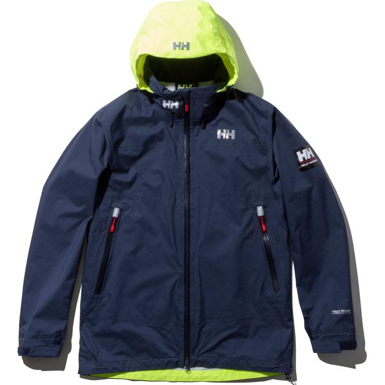 HELLY HANSEN(ヘリーハンセン) アルヴィースライトジャケット(メンズ) 防寒ジャケット ジャンパー 冬 ヨット耐久撥水 アウター 男性 hh11800