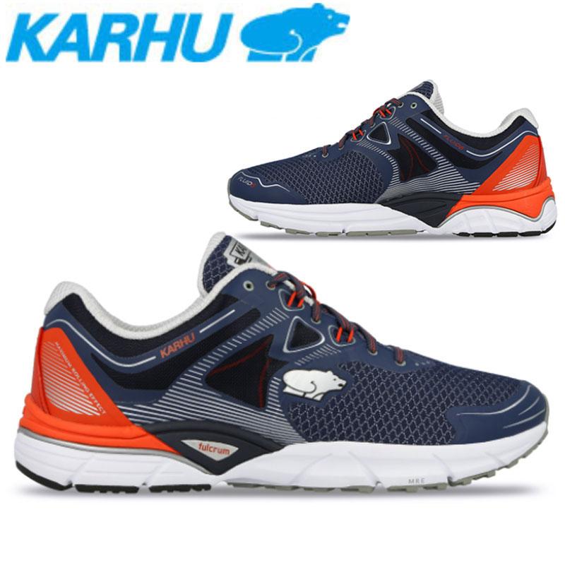 KARHU(カルフ)フロイド ランニングシューズ マラソン ジョギング メンズ 男性用 靴 中級ランナー 上級ランナー kh100202