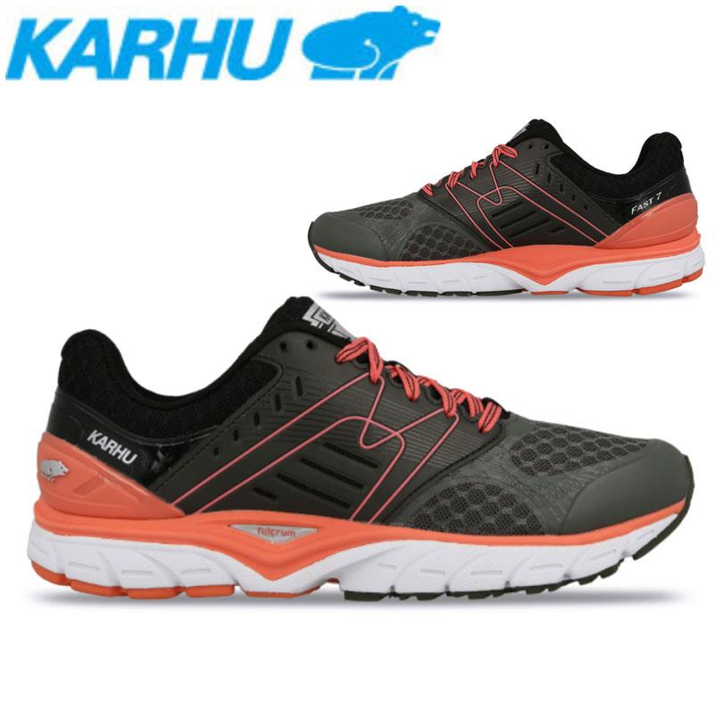 KARHU(カルフ)ファスト ランニングシューズ マラソン ジョギング レディース 女性用 長距離 靴 ビギナー 初心者 kh200204