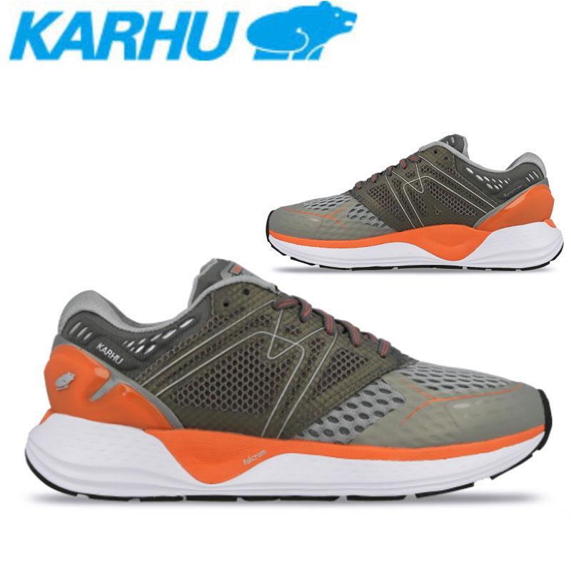 KARHU(カルフ)シンクロンオルティックス ランニングシューズ マラソン ジョギング レディース 女性用 靴 フォーム改善 ビギナー 初心者向け kh200205