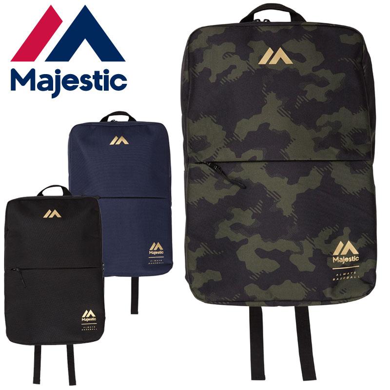 Majestic(マジェスティック)バックパック リュックサック オーセンティック プラクティス バックパック レギュラー 野球 ベースボール スポーツウェア トレーニングウェア XM13MAJ022 Authentic Practice Back Pack Regular