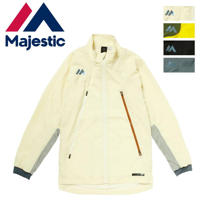 Majestic(マジェスティック)ジャージ ジャケット トレーニングウェア スポーツウェア トップス XM23MAJ035 18SS