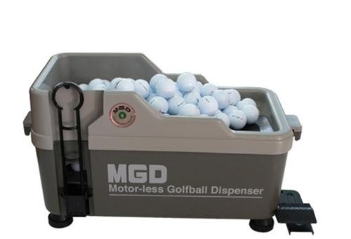 MGD無動力ゴルフ球出し機