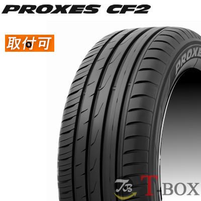【4本セット】TOYO TIRE (トーヨータイヤ) PROXES CF2 195/60R16 89H サマータイヤ プロクセス シーエフツー