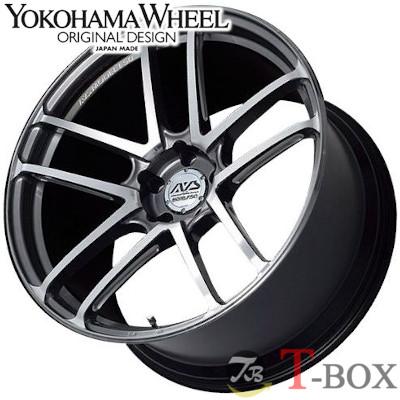 2本以上の購入で送料無料 タイヤホイールセットも可能 YOKOHAMA WHEEL AVS MODEL F50 for MERCEDES AUDI 予約 VW PCD:112 モデル : PBC 19inch 今だけ限定15%OFFクーポン発行中 8.0J LAMBORGHINI カラー エイブイエス 穴数:5H