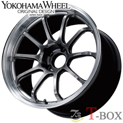 YOKOHAMA WHEEL ADVAN Racing RS-DF PROGRESSIVE for VW,AUDI,MERCEDES 19inch 9.5J PCD:112 穴数:5H カラー : MHB アドバンレーシング