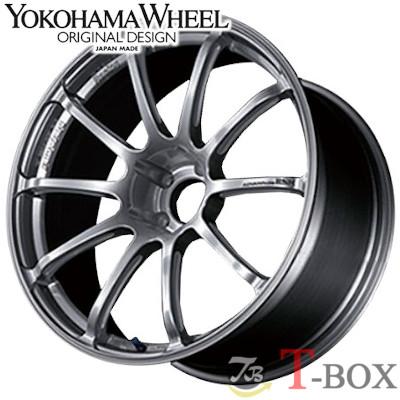 YOKOHAMA WHEEL ADVAN Racing RSII (RS2) for VOLVO 18inch 8.0J PCD:108 穴数:5H カラー : HS アドバンレーシング