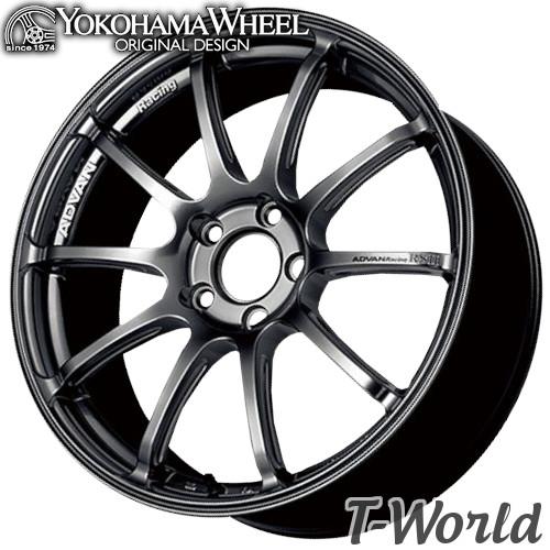 YOKOHAMA WHEEL ADVAN Racing RSII (RS2) for MINI 17inch 7.0J PCD:100 穴数:4H カラー : HS / HB アドバンレーシング