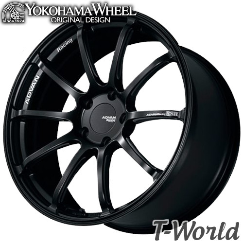 YOKOHAMA WHEEL ADVAN Racing RSII (RS2) for PORSCHE 19inch 11.0J PCD:130 穴数:5H カラー : SGB アドバンレーシング