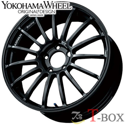 YOKOHAMA WHEEL ADVAN Racing RT for European Cars 18inch 7.0J PCD:100 穴数:4H カラー : DG / WW アドバンレーシング
