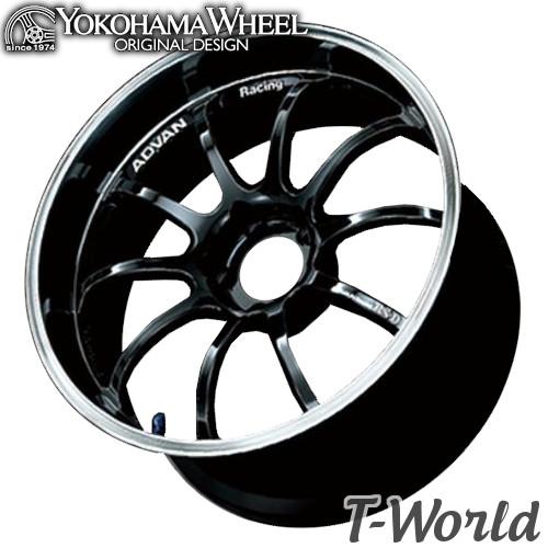 YOKOHAMA WHEEL ADVAN Racing RS-D for European Cars 17inch 7.0J PCD:100 穴数:4H カラー : マシニング&ブラック (MB) アドバンレーシング