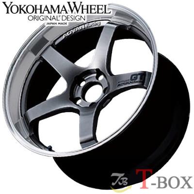 初売り 2本以上の購入で送料無料 タイヤホイールセットも可能 YOKOHAMA WHEEL ADVAN Racing GT for Japanese : 10.5J 穴数:5H 期間限定特別価格 Cars アドバンレーシング カラー PCD:114.3 MHB 19inch