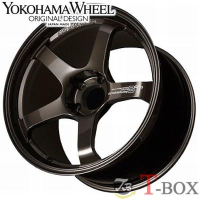 YOKOHAMA WHEEL ADVAN Racing GT Premium Version for Japanese Cars 18inch 12.0J PCD:114.3 穴数:5H カラー : DBP アドバンレーシング
