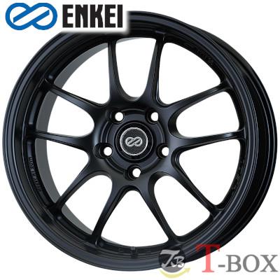 【4本特価】ENKEI PF01 17inch 7.5J PCD:114.3 穴数:5H カラー: Matte Black エンケイ ホイール