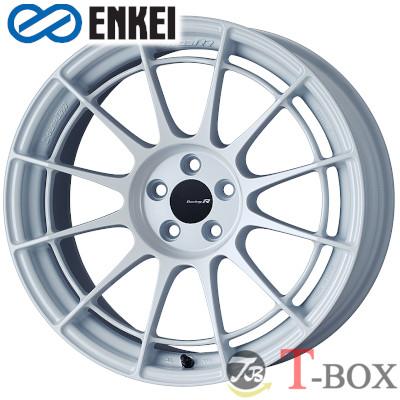 【4本特価】ENKEI NT03RR 18inch10.5J PCD:114.3 穴数:5H カラー:Matte Dark Gunmetallic / Matte Sparkle Silver / Glacial White エンケイ ホイール
