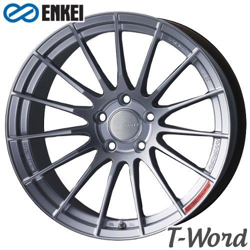 ENKEI RS05RR 18inch 11.0J PCD:120 穴数:5H カラー : Sparkle Silver エンケイ ホイール Import car (輸入車用) CENTER CAP TYPE:BMW