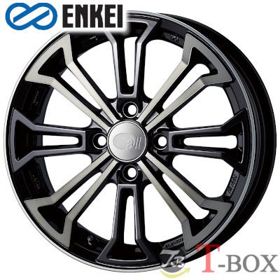 ENKEI all eight - 4S - 15inch 5.0J PCD:100 穴数:4H カラー : BC / MMB オール・エイト フォーエス エンケイ ホイール