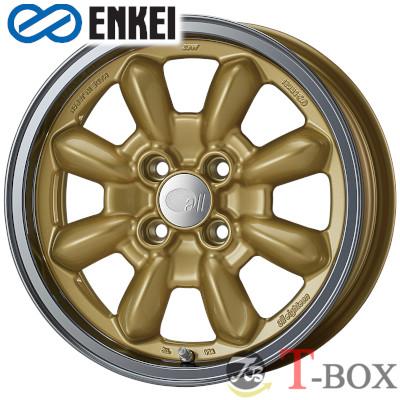 【4本特価】ENKEI all eighteen - COMPE - 15inch 6.0J PCD:100 穴数:4H カラー : MG / MS オール・エイティーン コンペ エンケイ ホイール