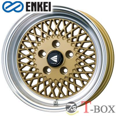 【4本特価】ENKEI Neo Classic ENKEI 92 15inch 8.0J PCD:114.3 穴数:5H カラー : GML / SML / BML エンケイ ネオクラシックエンケイキューニー