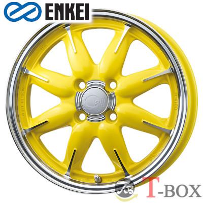 ENKEI all one 15inch 6.0J PCD:100 穴数:4H カラー : MLY / MCR / MPW / MS / MG / MB オール・ワン エンケイ ホイール