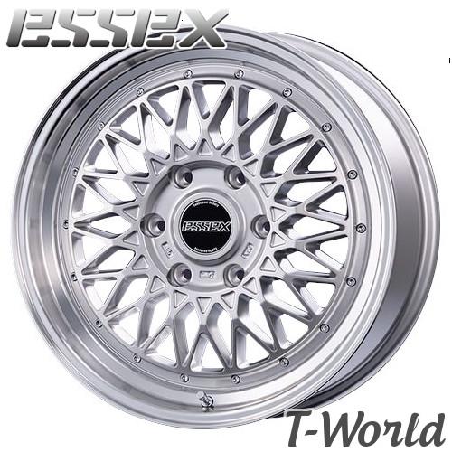 ESSEX Type ENCM ENCM-18 18inch 7.5J PCD:139.7 穴数:6H カラー: SV / HG / BZ / GL / WH エセックス 【ハイエース200系】