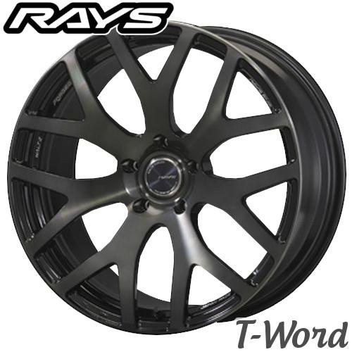 RAYS WALTZ FORGED S7 19inch 8.5J PCD:114.3 穴数:5H カラー: KK / KB レイズ ヴァルツフォージド