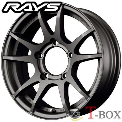 RAYS gram LIGHTS 57JV 16inch 5.5J PCD:139.7 穴数:5H カラー: MF レイズ グラムライツ
