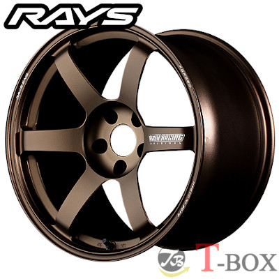 RAYS VOLK RACING TE37 SAGA 17inch 7.5J PCD:114.3 穴数:5H カラー: MM / BR レイズ ボルクレーシング