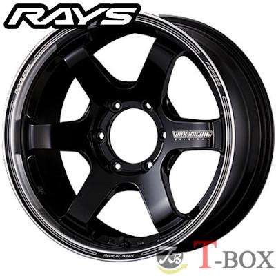 RAYS VOLK RACING TE37SB tourer 18inch 8.5J PCD:139.7 穴数:6H カラー: BD レイズ ボルクレーシング
