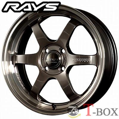 【4本特価】RAYS VOLK RACING TE37 KCR 16inch 6.0J PCD:100 穴数:4H カラー: HB レイズ ボルクレーシング