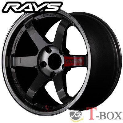 RAYS VOLK RACING TE37 SL 19inch 10.5J PCD:114.3 穴数:5H カラー: PG / PW レイズ ボルクレーシング