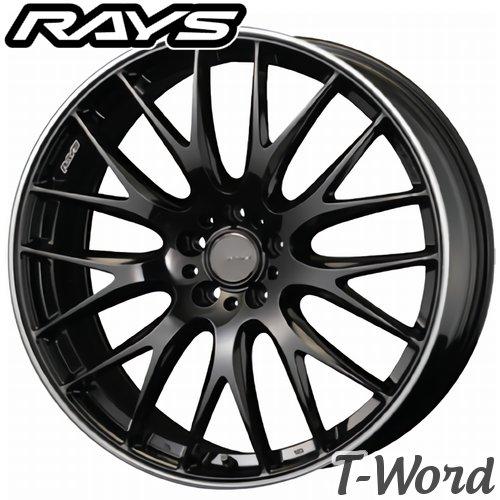 RAYS HOMURA 2×9 (ツーバイナイン) 19inch 8.0J PCD:120 穴数:5H カラー: HL / HP レイズ ホムラ Import car (輸入車用)