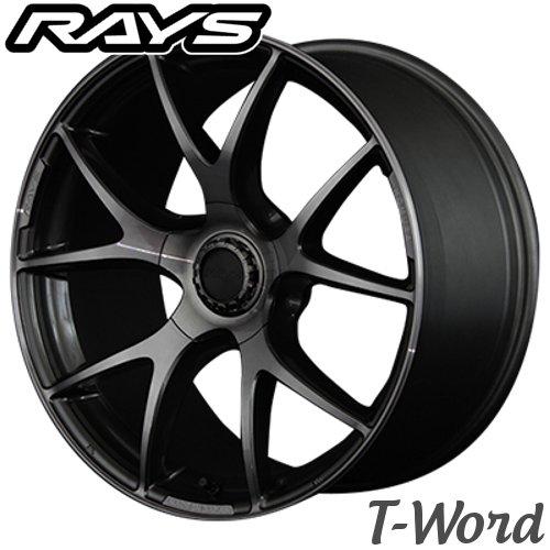 RAYS HOMURA 2×5s (ツーバイファイブ) 18inch 8.0J PCD:114.3 穴数:5H カラー: HG レイズ ホムラ