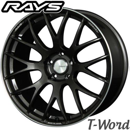 RAYS HOMURA 2X8GTS 19inch 9.5J PCD:120 穴数:5H カラー: H8 レイズ ホムラImport car (輸入車用)