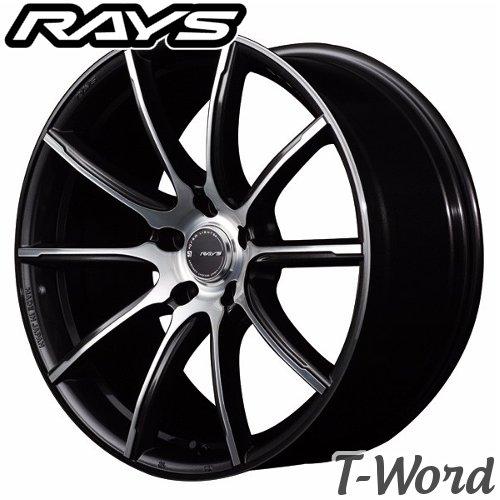 RAYS gram LIGHTS AZURE 57GMA 18inch 7.5J PCD:100 穴数:5H カラー : H9 / KF レイズ グラムライツ アズールシリーズ