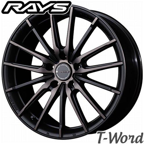 RAYS gram LIGHTS AZURE 57XMA 18inch 7.5J PCD:100 穴数:5H カラー : H9 / KF レイズ グラムライツ アズールシリーズ