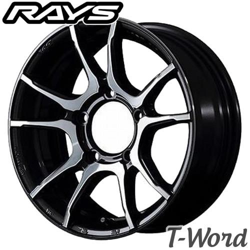 RAYS gram LIGHTS AZURE 57JMA 16inch 5.5J PCD:139.7 穴数:5H カラー : H9 レイズ グラムライツ アズールシリーズ