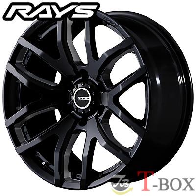 RAYS TEAM DAYTONA FDX F6 17inch 8.0J PCD:139.7 穴数:6H カラー: ブラックマシニング(B8) レイズ チーム デイトナ