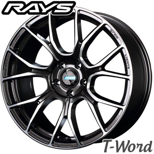 【4本特価】RAYS gram LIGHTS AZURE 57BNA 20inch 9.0J PCD:120 穴数:5H カラー : HF レイズ グラムライツ アズールシリーズ IMPORT CAR(輸入車用)