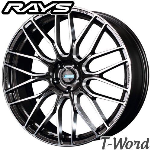 RAYS gram LIGHTS AZURE 57CNA 19inch 8.0J PCD:100 穴数:5H カラー : HF レイズ グラムライツ アズールシリーズ