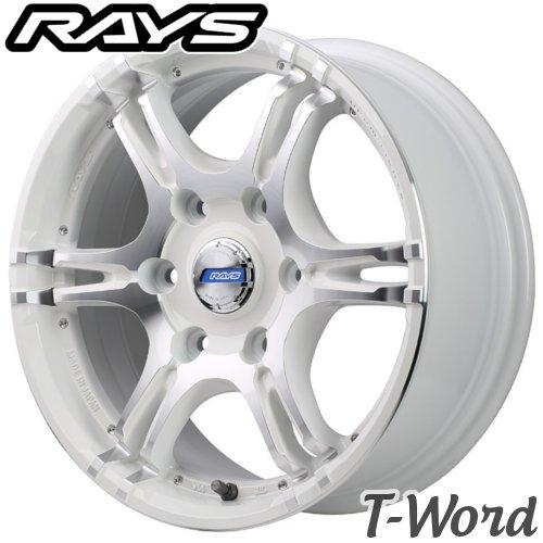 【4本特価】RAYS gram LIGHTS AZURE 57HMA 16inch 6.5J PCD:139.7 穴数:6H カラー : OALレイズ グラムライツ アズールシリーズ