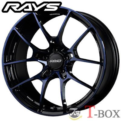 【4本特価】RAYS VOLK RACING G025 DB/C 19inch 8.0J PCD:120 穴数:5H カラー: LD レイズ ボルクレーシング Import car (輸入車用)