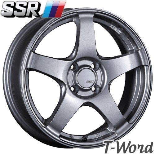 SSR GT V01 17inch 7.0J PCD:100 穴数:4H カラー:GLARE SILVER / FLAT BLACK エスエスアール ジーティー ブイ ゼロワン