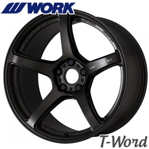 WORK EMOTION T5R 17inch 7.0J PCD:100 穴数:4H カラー: MGK / ICW / GSL ワーク エモーション
