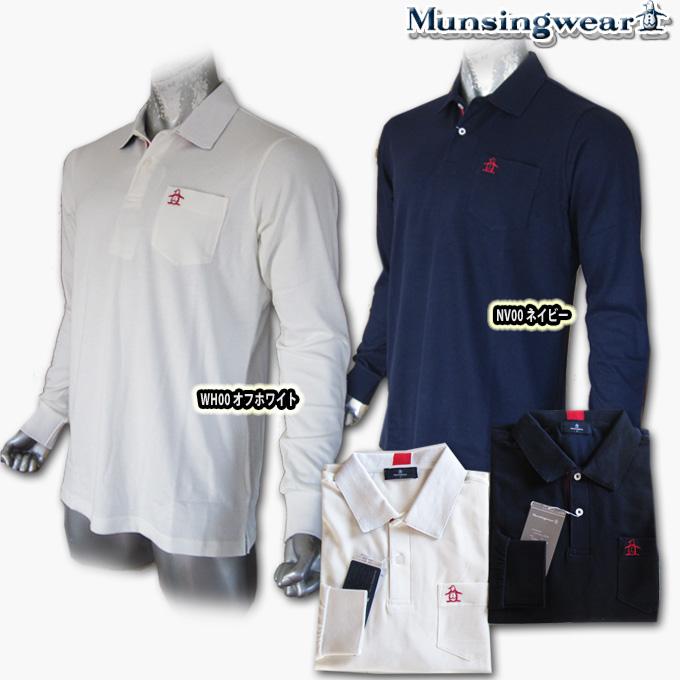 マンシングウェア(Munsingwear) リフレスリンクスポロ